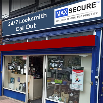 Locksmith store in Chiswick